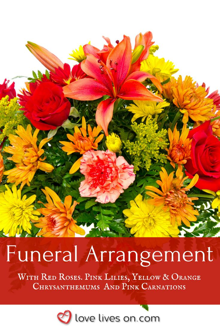 80 best funeral flower arrangements images on pinterest funeral 10 best funeral flowers izmirmasajfo Choice Image
