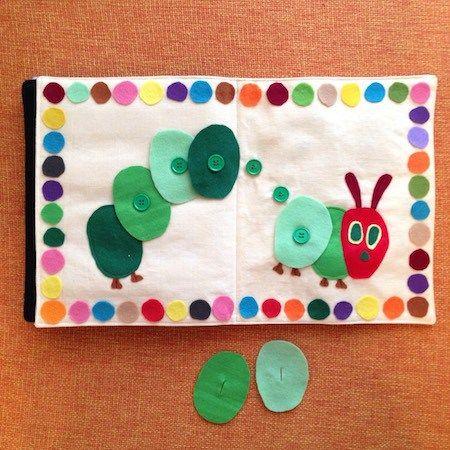 うちの息子(2歳半)がいちばん好きな絵本は『はらぺこあおむし』です。  ▲はらぺこあ…
