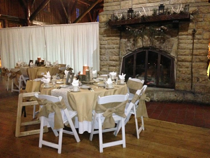 By Starved Rock State Park Lodge On Starved Rock Rustic Wedding