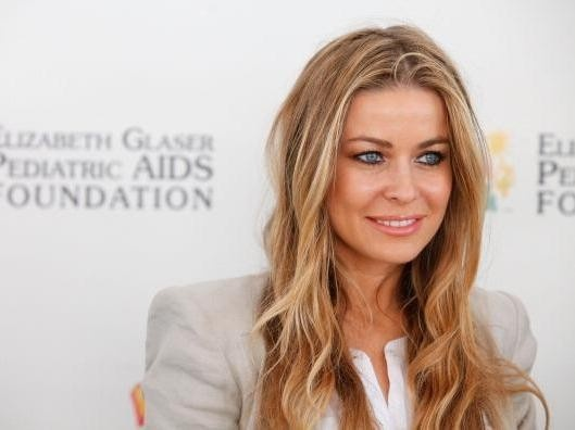 Carmen Electra believes in a healthy lifestyle: http://www.examiner.com/article/jersey-shore-stars-and-carmen-electra-endorse-weight-loss-products