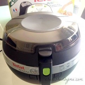 The Tefal Actifry with Snacking Accessory: Review
