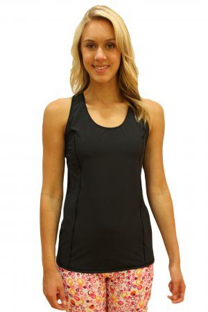 Ria Top: Light weight and breathe-able the perfect combo, just like mornings and a cup of coffee. This summery tank top, the Ria Top, is made with the coming season in mind. With medium sized straps, a looser top but tight bottom, and a basic stream-line look; it is the go-to piece this summer.