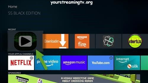 SS Black Edition APK Download & Install All Fire TV Devices – Your