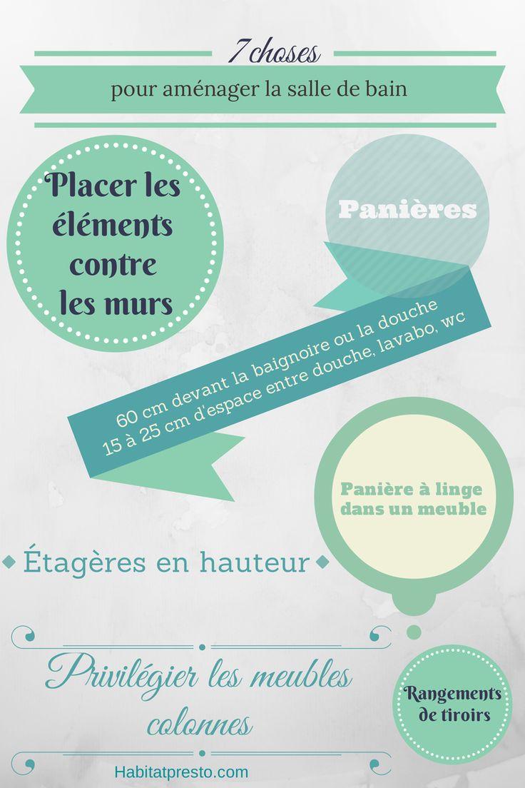 Amenager La Salle De Bains 3 Astuces Pour Gagner De La Place
