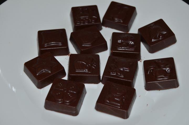 Domácí čokoláda, skoro-raw:)