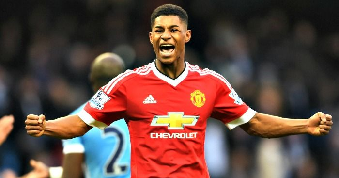 5 Things You Need To Know About Manchester United's Knight Marcus Rashford