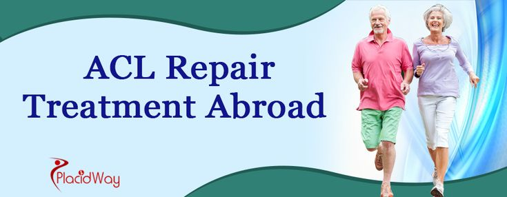 #ACL Repair Treatment Abroad , @placidway