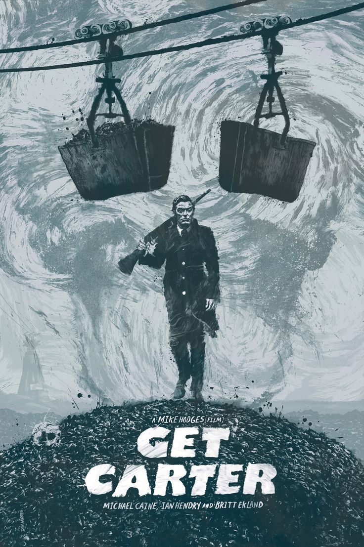 Get Carter by Daniel Norris