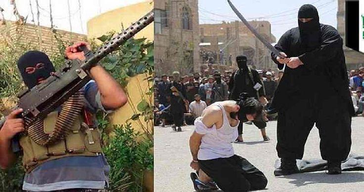 IŞİD'in celladı Buldozer yakalandı (Zor taşıdılar)