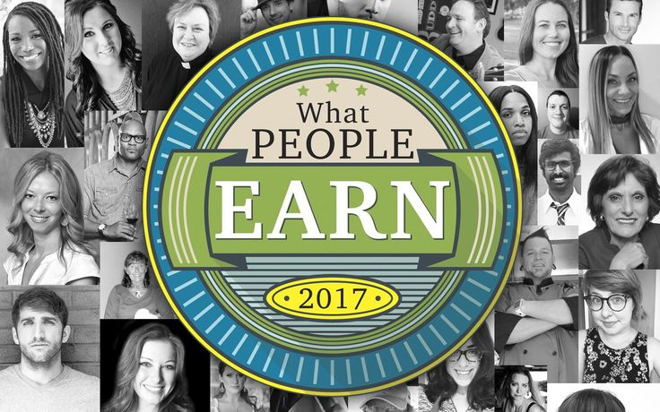 Welcome back to Parade's most popular edition, our annual behind-the-scenes peek into the salaries of celebrities, CEOs, truck drivers, doctors, inventors, movie makers, marijuana trimmers, end-of-life counselors and more. Take a Look Inside Celebrity SalariesWant to see your job featured in next year's What People Earn? Enter your 2016 salary below.