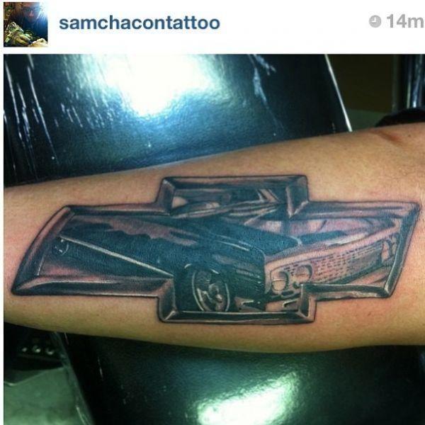 CHEVY BIG BLOCK ENGINE tattoos - Google Search