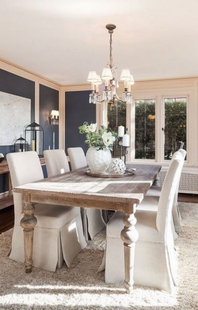 Classic Semi Formal Beautiful Dining, What Is A Semi Formal Dining Room