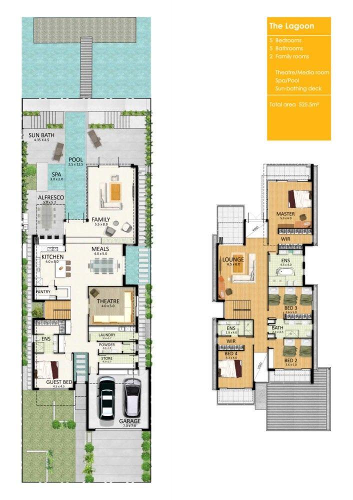 Villa Elevation Plan : Best images about plans on pinterest villas house