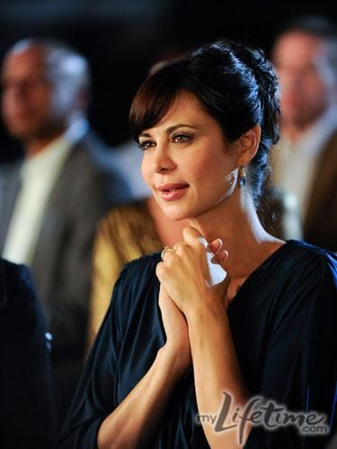 Army Wives!  I've always liked Catherine Bell, especially as a Marine Colonel in JAG.