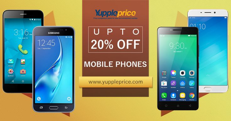 New Year Offer! Get UPTO 20% OFF on new mobiles.