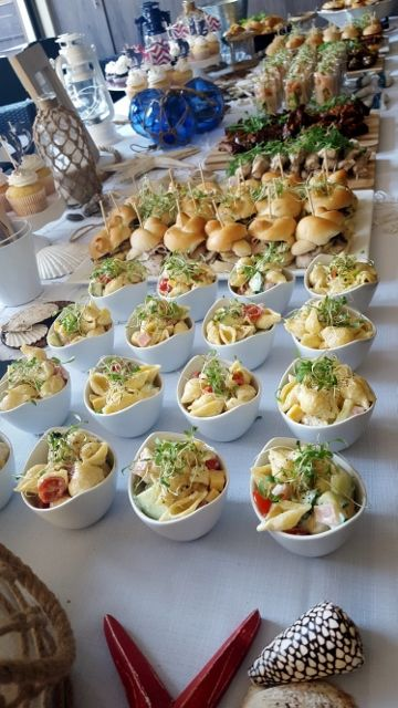Nautical Sailor Party Food for Adults                              …
