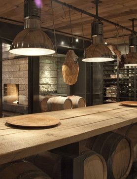 Restaurant Design Ideas, Pictures, Remodel, and Decor - page 14