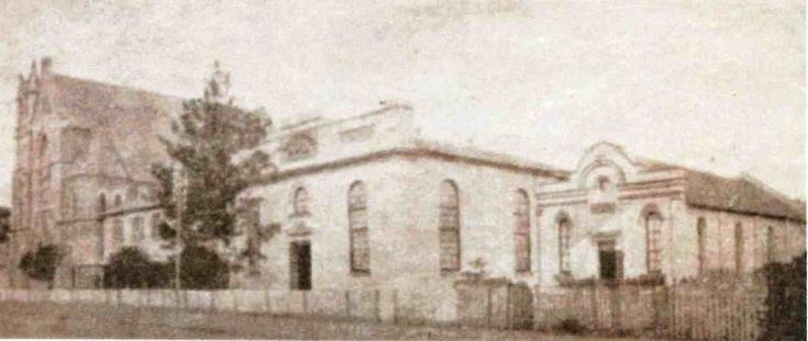 Macquarie Hall and Jubilee Hall, Macquarie Street