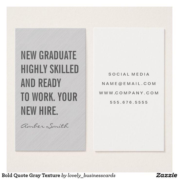 79 best Business Cards: Graduation images on Pinterest | Carte de ...