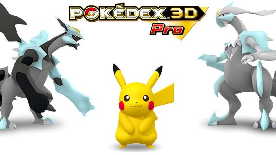 Pokedex 3D Pro hits the Nintendo eShop starting November 8, while Pokedex 3D has been removed on October 1.