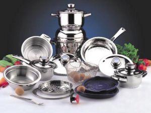 Кастрюли и сковороды необходимые  для одного человека