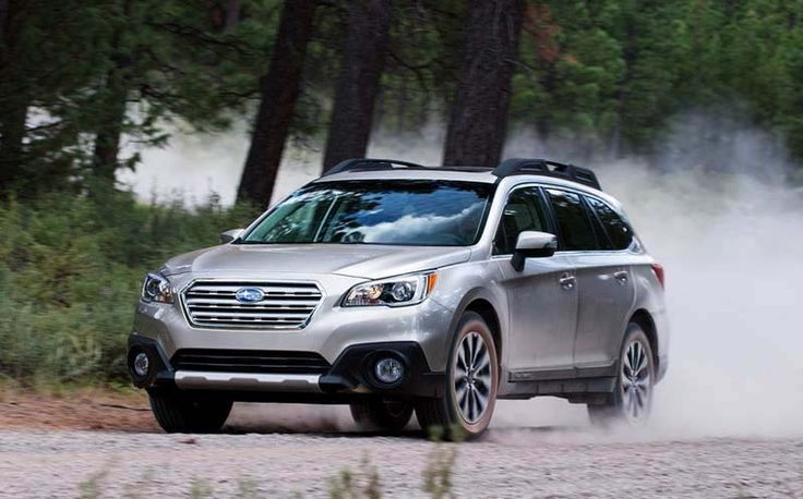 2017 Subaru Outback, its been a fantastic car so why not get another one?