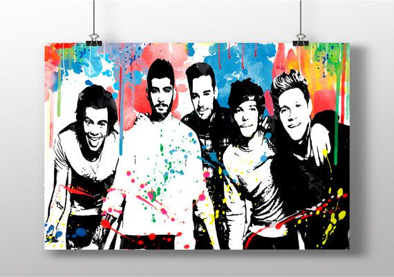 Hey, I found this really awesome Etsy listing at https://www.etsy.com/listing/183832824/one-direction-poster-print-one-direction
