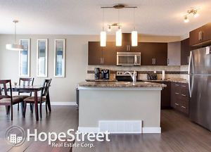3 Bedroom Duplex for Rent in Leduc