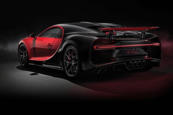 Bugatti Chiron Sport (rear)