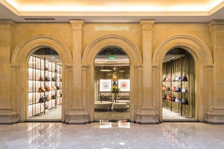 Zanellato Goes To Moscow #followus — presso Crocus City Mall.