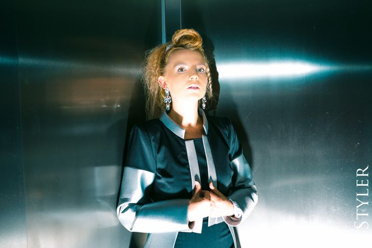 Rosetta - kosmiczna stylizacja #kosmos #rosetta #moda #fashion #superstyler #blog