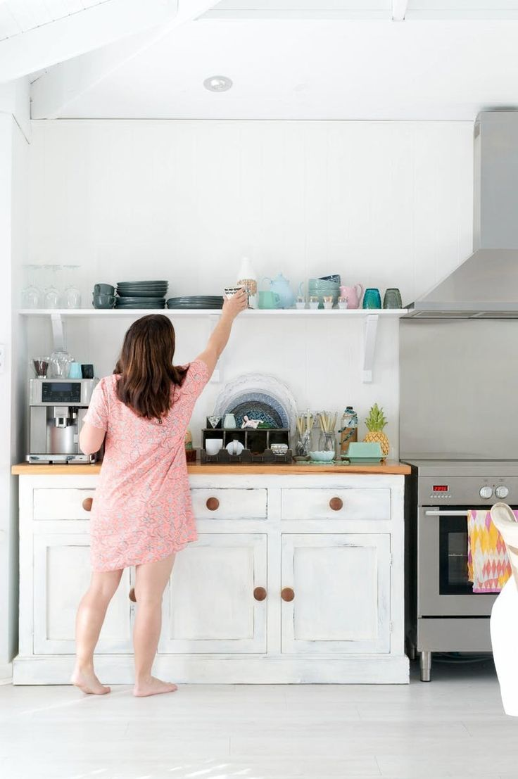 Been cooking in the kitchen for three weeks and were deeply in love - 10 Australian Kitchens We Love