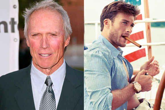 Clint Eastwood —> Scott Eastwood
