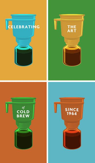 Toddy's cold-brew system make the perfect pot of concentrated coffee or tea that you can use to make a variety of coffee concoctions! Click to read more recipes and see how Toddy is used!