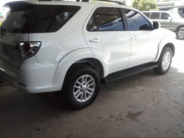 TOYOTA FORTUNER AUTOMATICA 2013