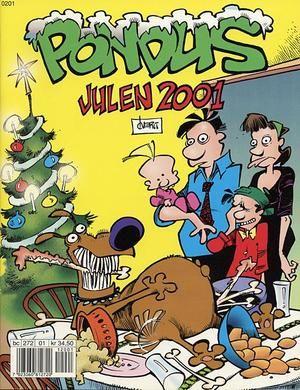 """""""Pondus Julehefte 2001"""" av Frode Øverli"""