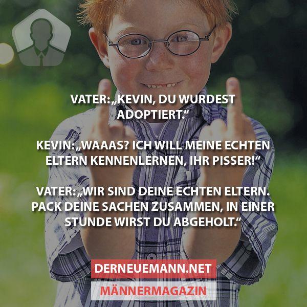 Kevin adoptiert #derneuemann #humor #lustig #spaß