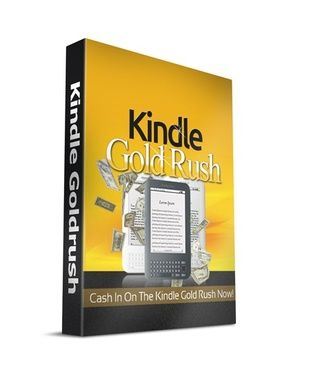 I Will give you the Amazon Goldmine the Kindle Gold Rush for $5, on fiverr.com
