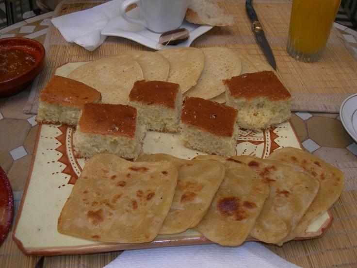 colazione marocchina