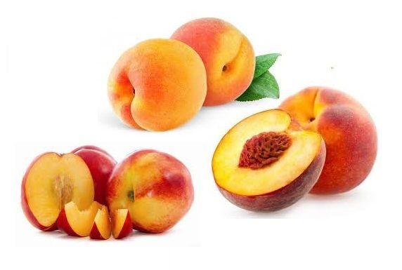 Fruits from Around the World: Peach - 'Prunus persica'