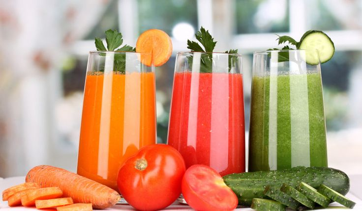 zumos detox caseros con Thermomix - Homme detox juices with Thermomix