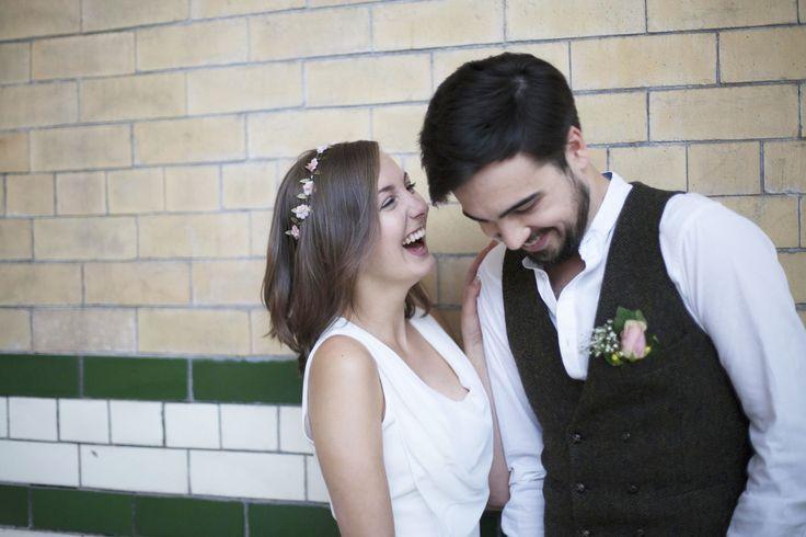 Bride at Victoria Baths #wedding #victoriabaths #manchester #photography