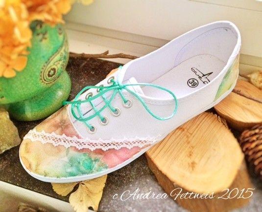 Kleidung und Schuhe dekorieren - fantasie-reichs Webseite!