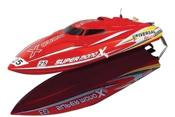 Super Mono X 2.4 GHz - RC Båd - ToyTrade.dk