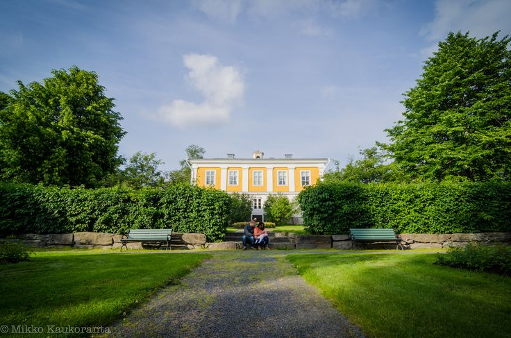Peaceful Garden by Mikko K on 500px