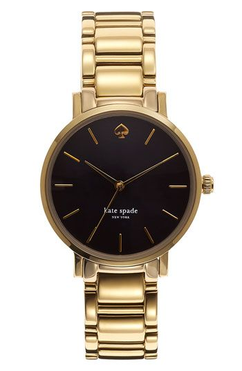 kate spade new york gramercy bracelet watch $225   # Pin++ for Pinterest #