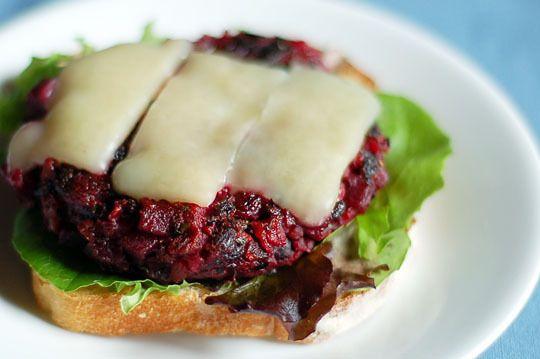 From Beet Burgers to Sweet Potato Sliders: 10 Unique Veggie Burger Recipes Recipe Roundup