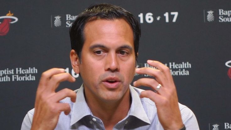 Reflective Erik Spoelstra loses out to Mike D'Antoni for NBA Coach of the Year - Sun Sentinel