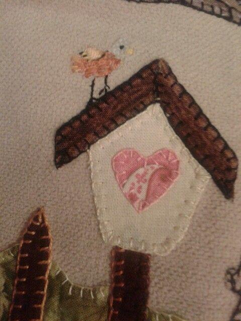 La casita del pajaro