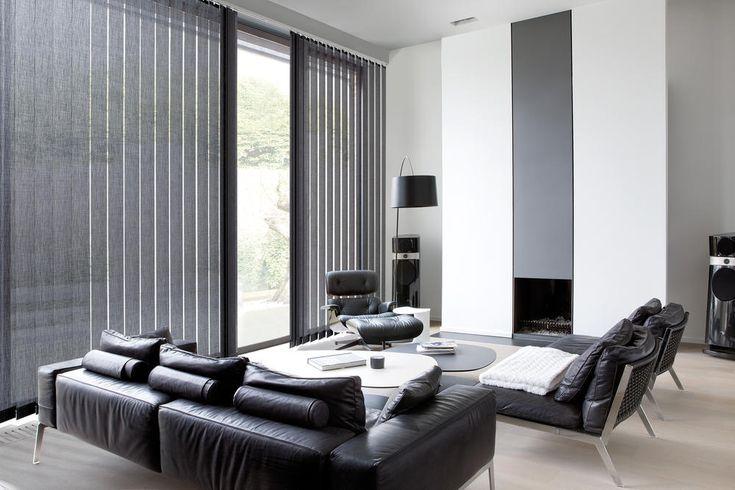 25 best verticale jaloezieën images on pinterest sunroom blinds